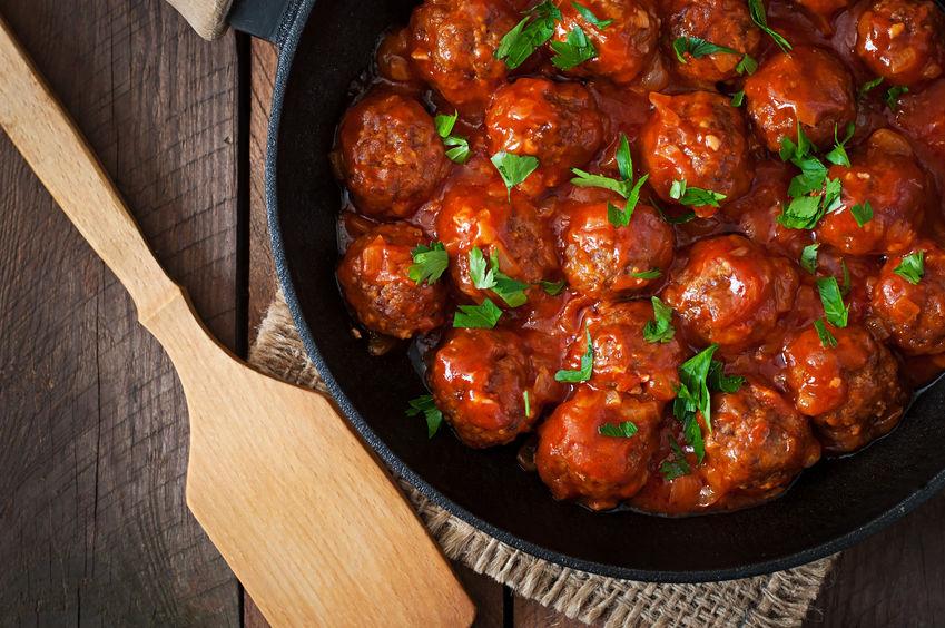healthy meatballs